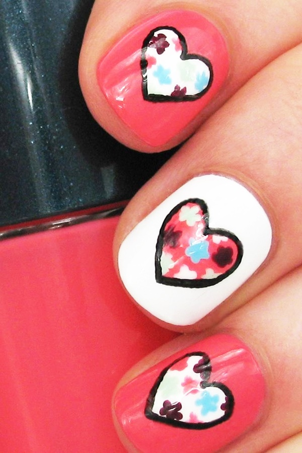 Perfect-Valentines-Day-Nail-Art-Designs