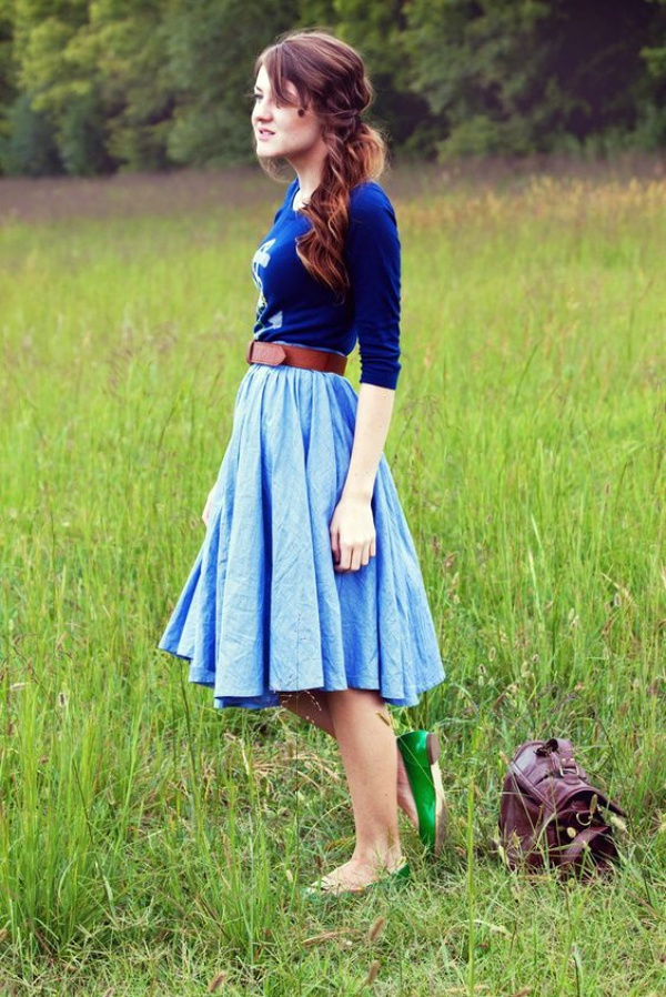 Cute Skirt Outfits to Wear This Summer