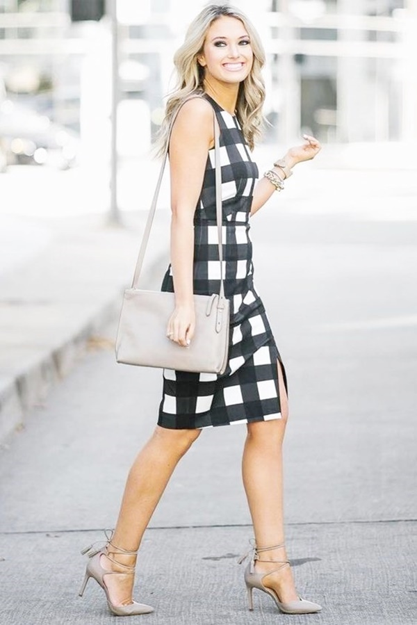 Unique Black and White Outfit Ideas For Women