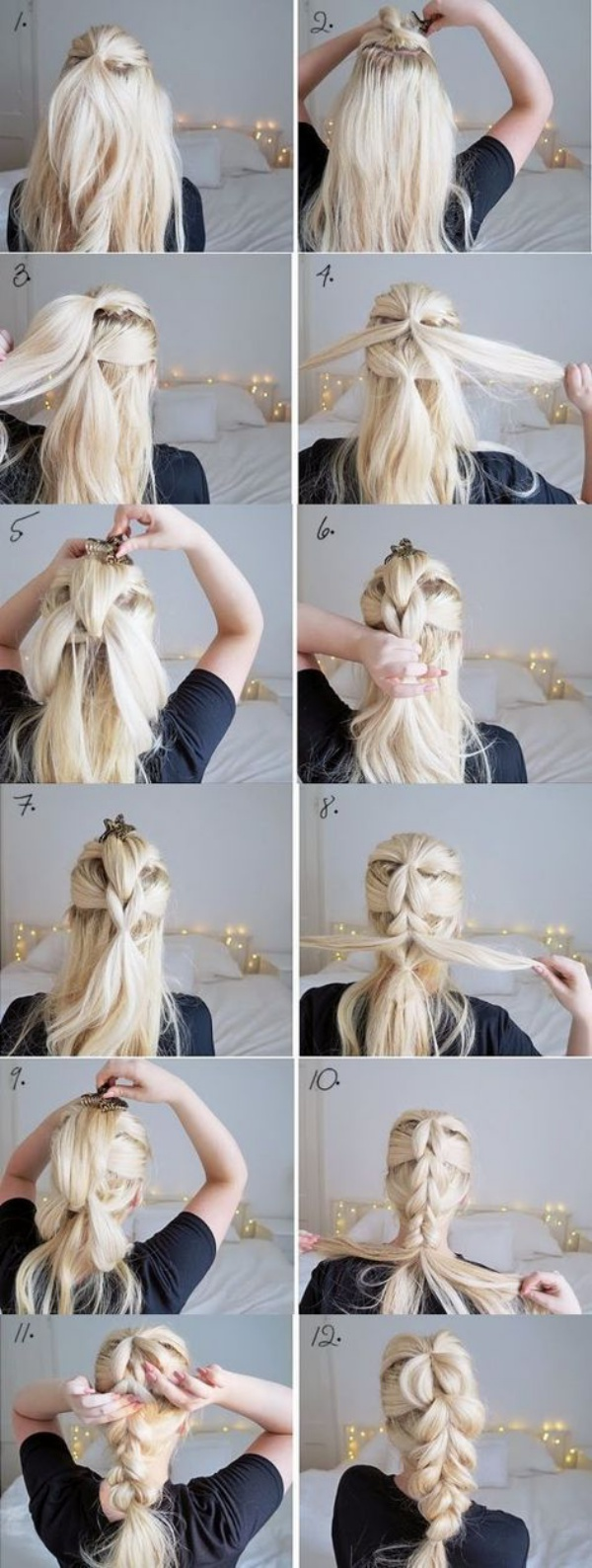Easy Summer Hairstyle To Do Yourself