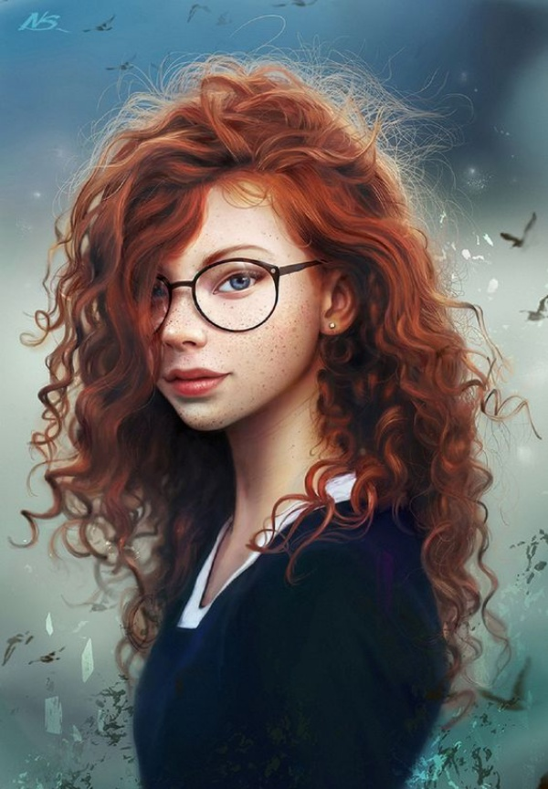 Creative Examples of Paintings in Photoshop