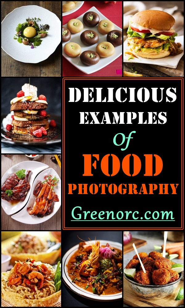 Delicious Examples Of Food Photography