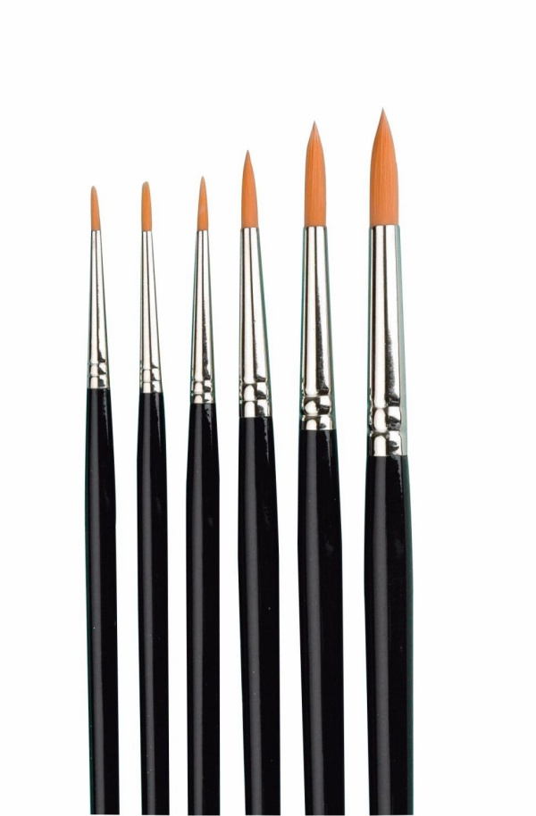 Essential Paint Brushes You Should Know About