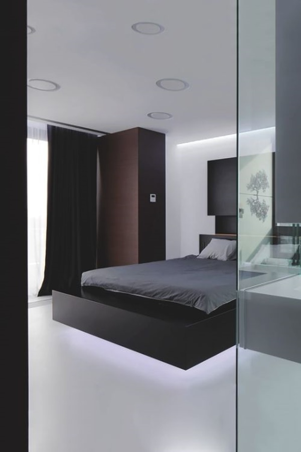 Modern and Smart Men Bedroom Ideas and Designs