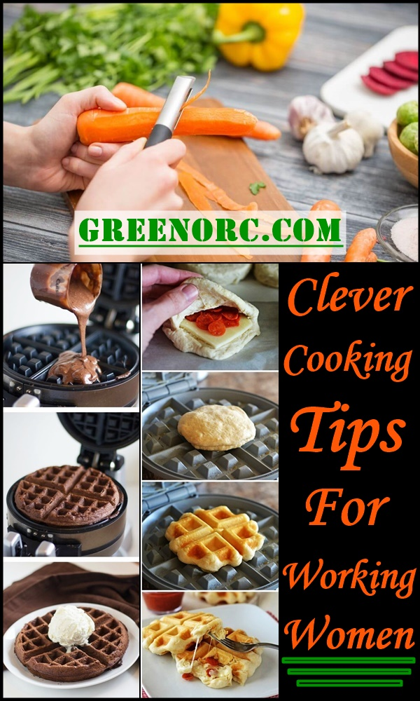 Clever Cooking Tips For Working Women