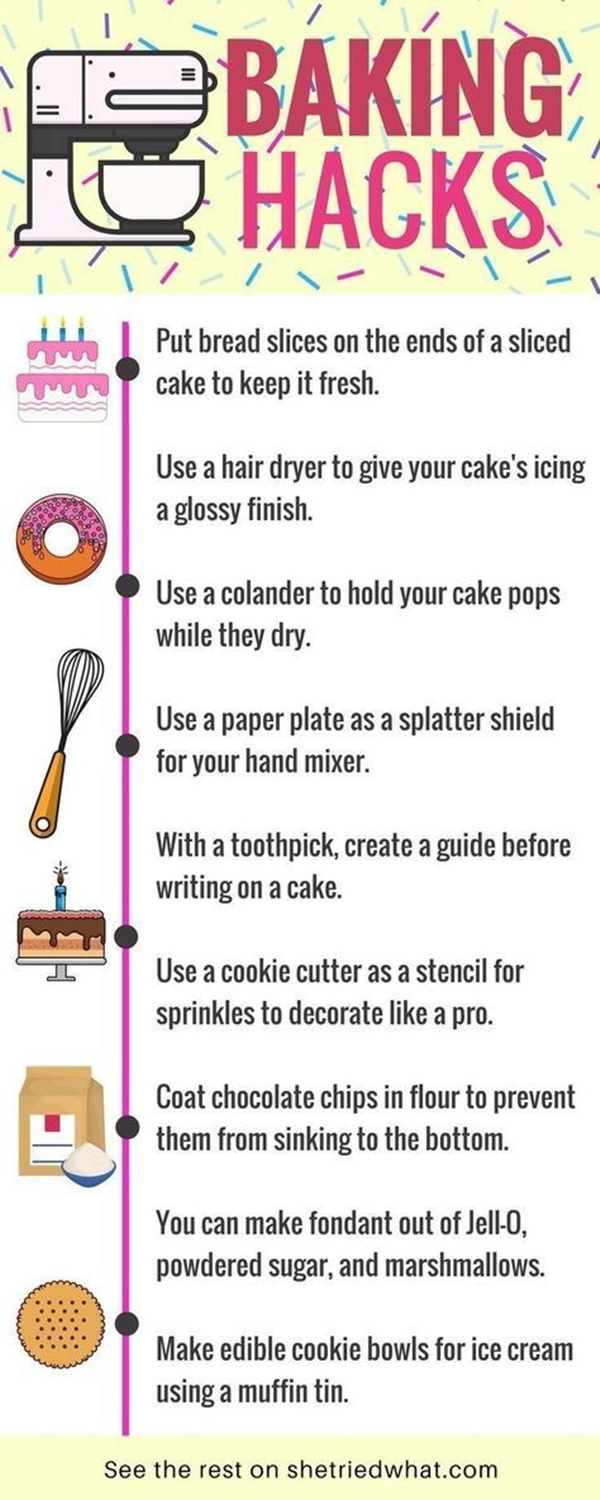 Life-Changing Baking Tips From Pro-Bakers