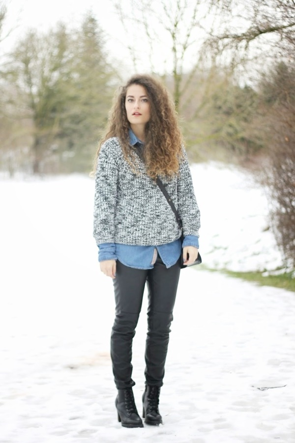 Basic Winter Outfit Ideas To Copy Right Now