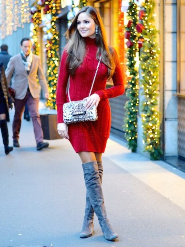 Cute Christmas Outfit Ideas For Teens