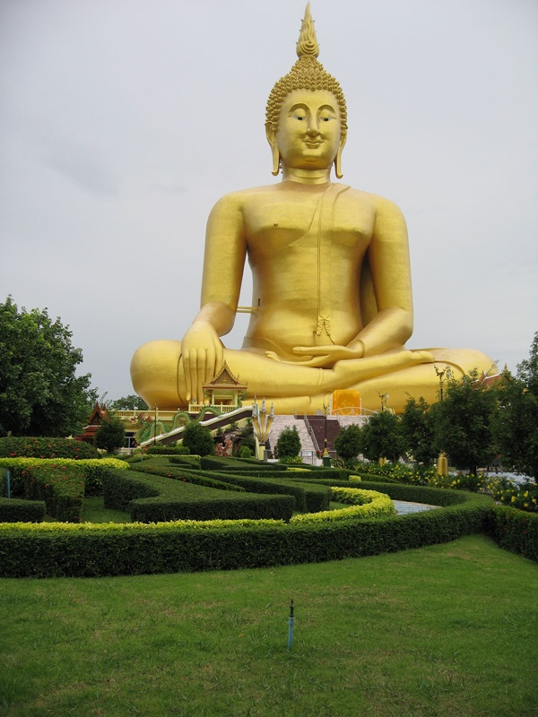 Largest Statues of Buddha Around The World