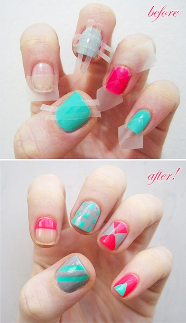 Nail Art Tips For Beginners