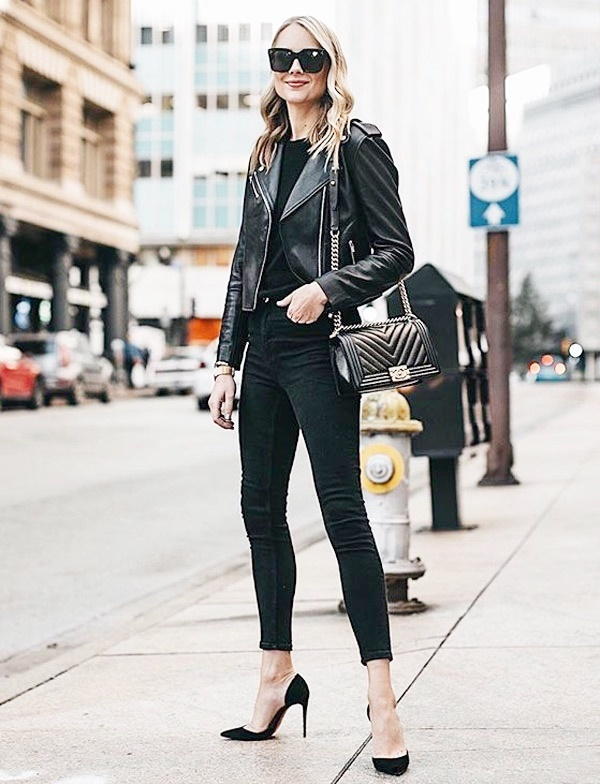 Comfy and Chic Winter Outfit Ideas 2018