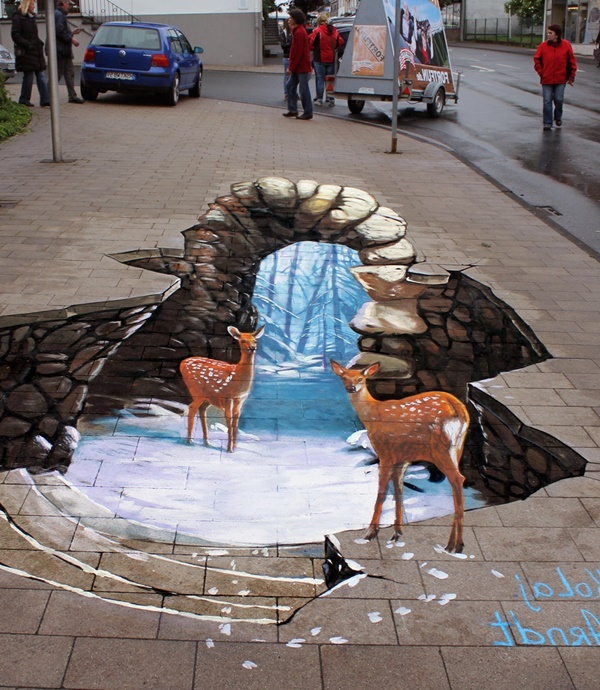 Imaginary 3d Painting Ideas