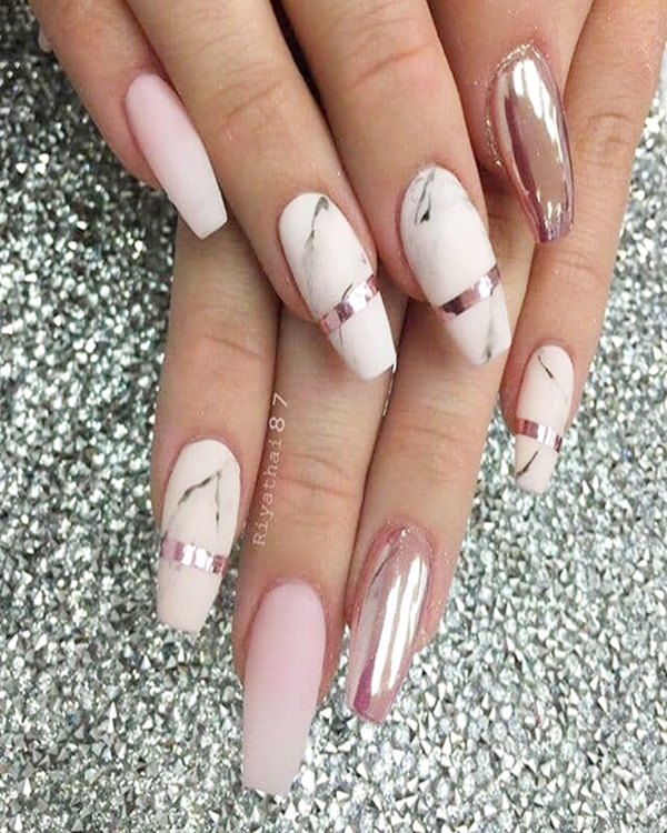 Lovely Pastel Nails Designs