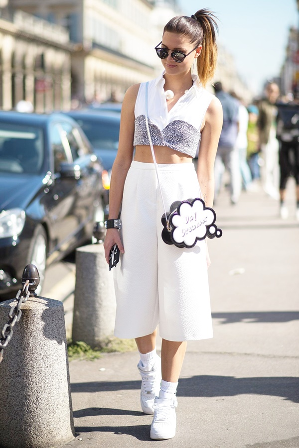 Reasons You Need to Own a Crop Top
