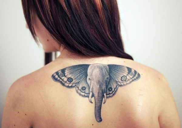 Different Elephant Tattoo Ideas With Meaning