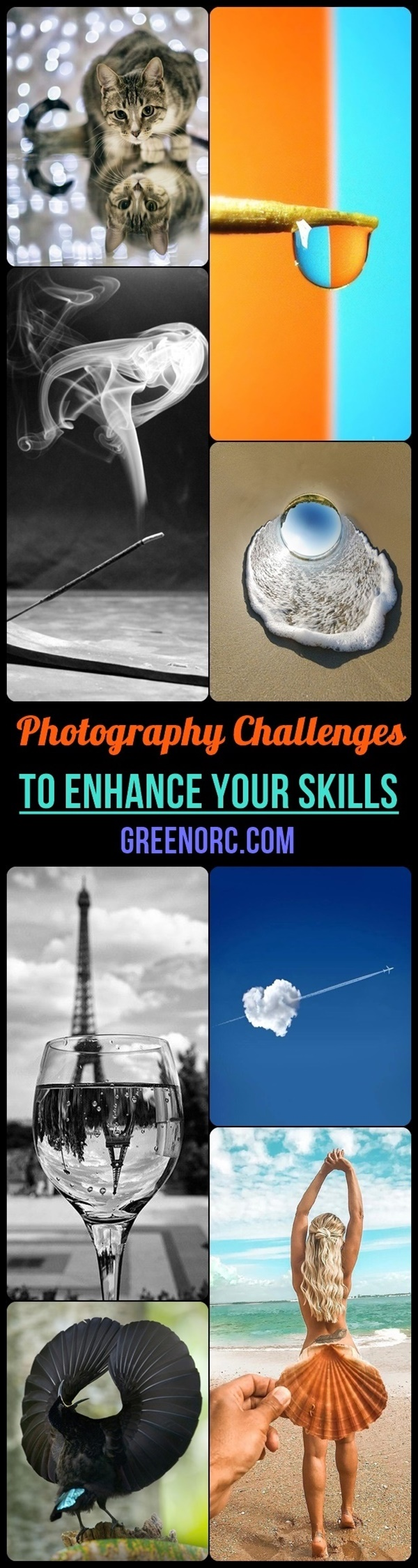 Photography Challenges To Enhance Your Skills