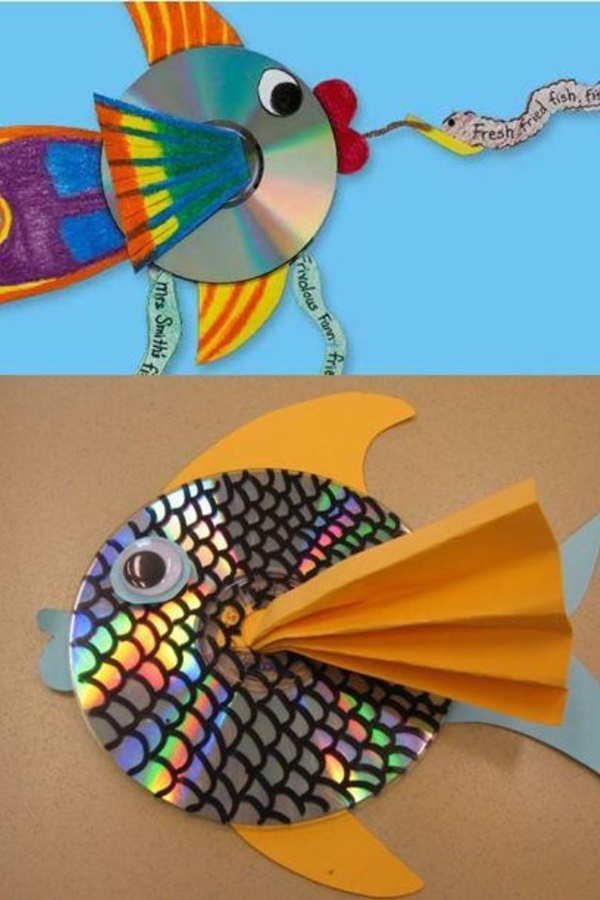 Creative DIY Ideas To Do With Old CDs