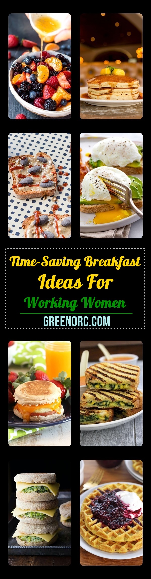 Time-Saving Breakfast Ideas For Working Women